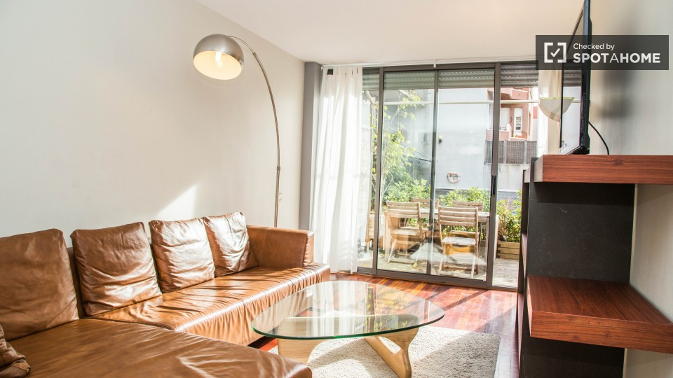 Spotahome renting a flat in Madrid