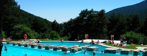 How to survive a summer in madrid 3 tips for Piscina natural cercedilla