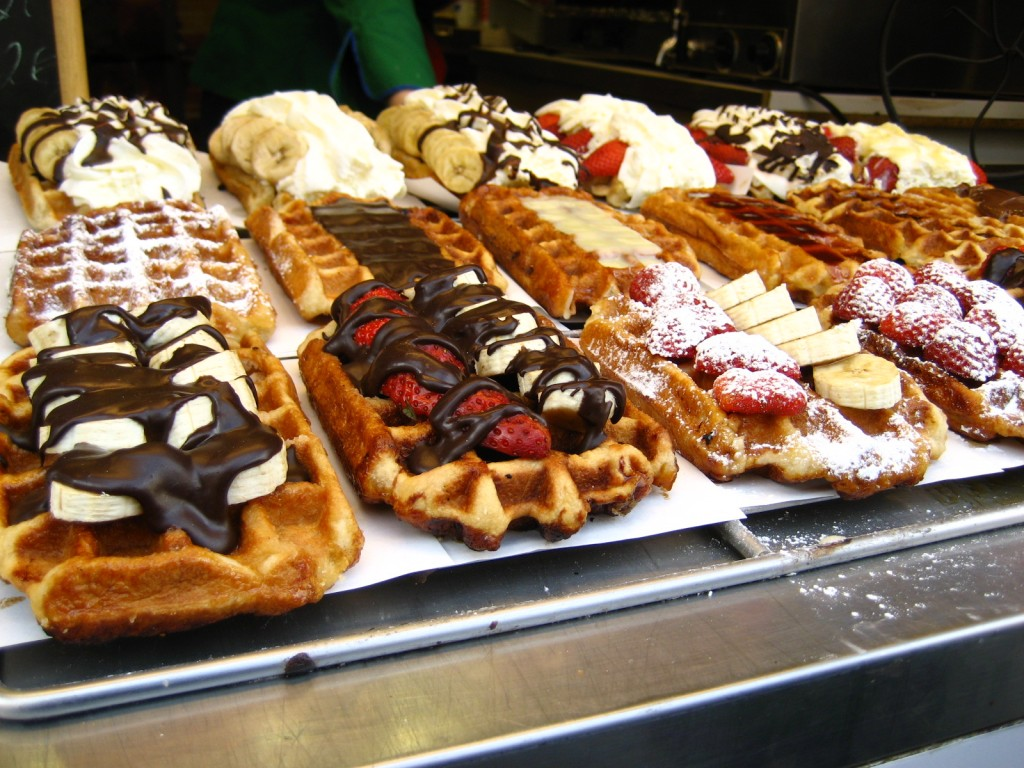 what to eat while in brussels