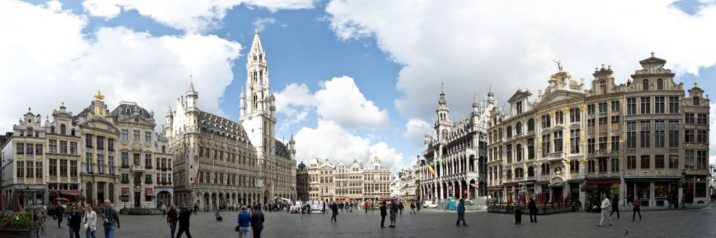 Grand Place: Study in Brussels, rent an apartment in Brussels