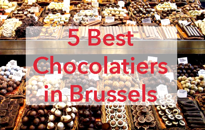 5 Best Chocolatiers in Brussels by Spotahome