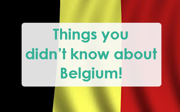 interesting facts about belgium