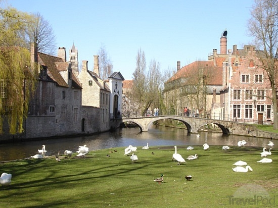 Day Trip from Brussels to Bruges