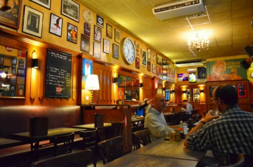 top 5 beer bars in Brussels for beer fans