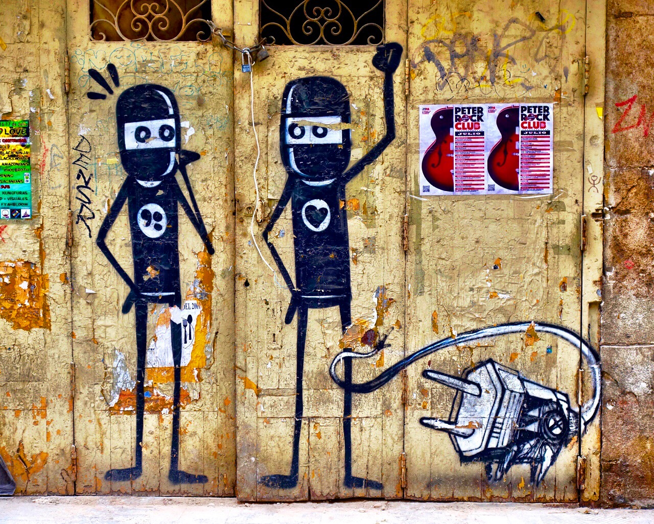 Things To Do In Valencia: Discover Street Art