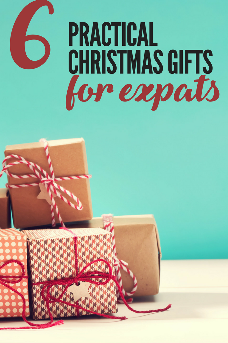 practical christmas gifts for expats - Practical Christmas Gifts
