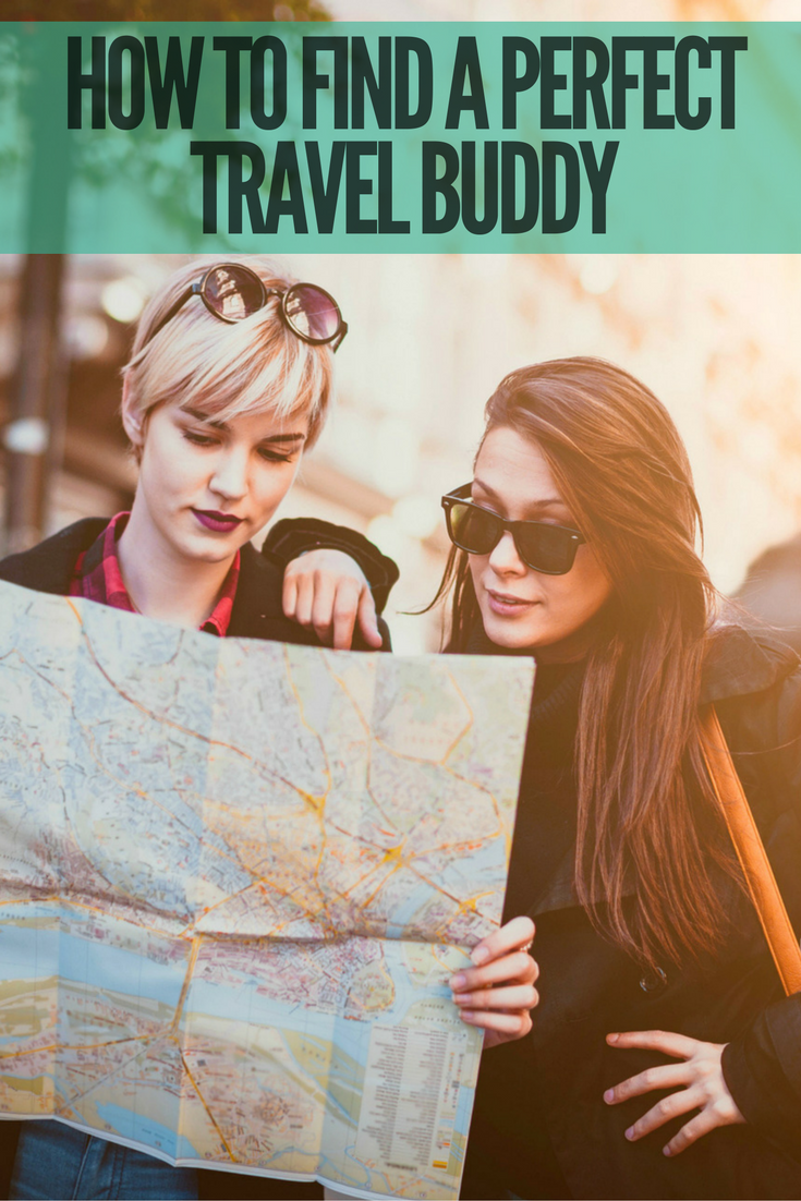 Find travel companions