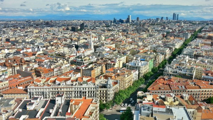 How to find accommodation in Madrid