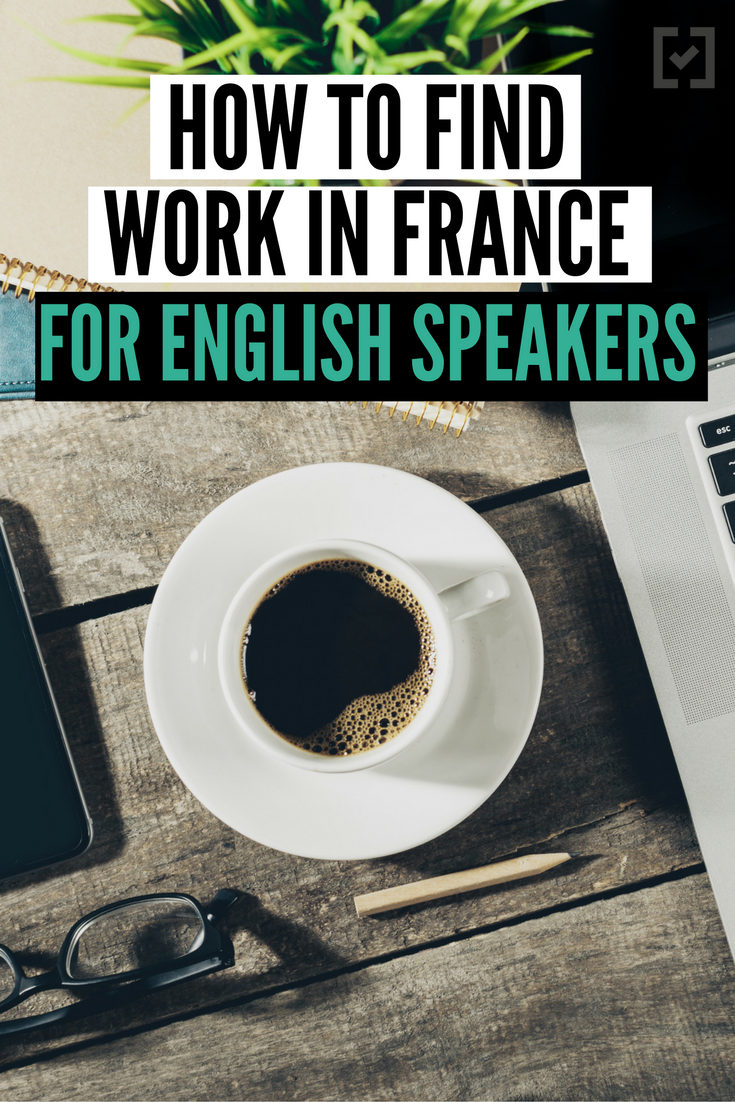 How to Find Work in France