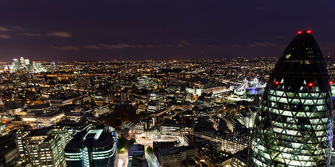 SUSHISAMBA-london-view-at-night-two-squres-wide